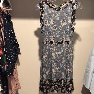Dress, OOp, Loft